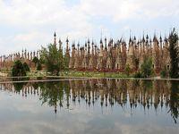 【2019ミャンマー】(4)インレー湖とカックー遺跡