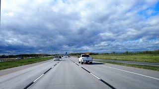 メープル街道&ナイアガラの一人旅【Day3】~ケベックシティからモン・トランブランへドライブ