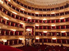 12泊13日  ローマ→フィレンツェ→ミラノの旅 その8【ミラノ: スカラ座の夜編】