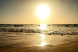 モーリタニアでサハラ砂漠を満喫9大西洋到達