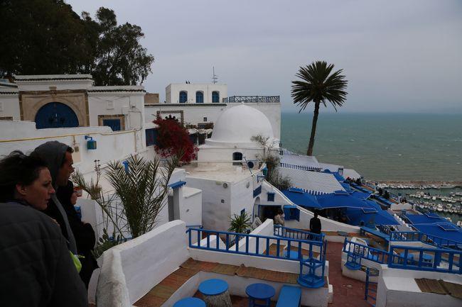 秘境パックで行く北アフリカ 「チェニジア・アルジェリア周遊13日間」 ⑤チェニス滞在中!