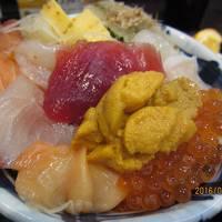 2016年5月/ホテルビスタと利休の牛タン、杜の市場海鮮丼(仙台)