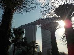 15年ぶりのシンガポール。満喫した5日間♪③3日目。アンダーズシンガポールとガーデンバイザベイ