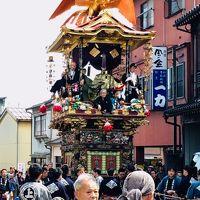 令和最初のGWは富山へ。通算10回目!〜(1)越中八尾の曳山祭りもいい。情緒たっぷり!