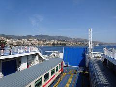 イタリア2019春-2 イタリア国内の移動、鉄道、LCC・Volotea航空、レンタカーとカーナビ