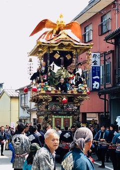 令和最初のGWは富山へ。通算10回目!~(1)越中八尾の曳山祭りもいい。情緒たっぷり!
