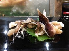 令和最初のGWは富山へ。通算10回目!~(3)富山湾の美味しい寿司をいつもの「銀八鮨」で!