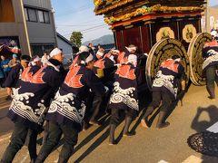 令和最初のGWは富山へ。通算10回目!~(9)やっぱりいいなぁ、越中・城端の曳山祭り!