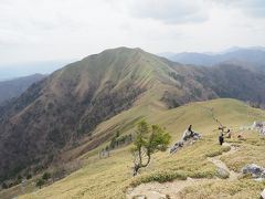 徳島1泊2日:GWの剣山(1,955m)登山
