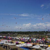安曇野から木曽路経由、東海の祭りの放浪旅(九日目完)〜浜松まつりの華は凧揚げ合戦と御殿屋台の巡行。応援ラッパ隊の大音に摺り足練りも伝統です〜