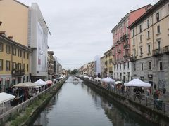 2019GW イタリア 6 ミラノ街歩き