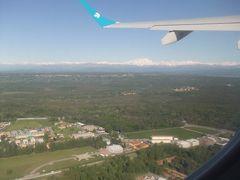 2019GW イタリア 9 マルペンサ空港からミュンヘン経由で