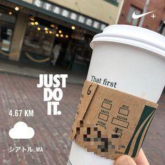 祝 30ヵ国目はカナダ!そうだ!バンクーバーマラソンで走ってこようっと! ~シアトル morning run編 *4