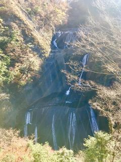 2018年11月 袋田温泉&袋田の滝で紅葉狩り