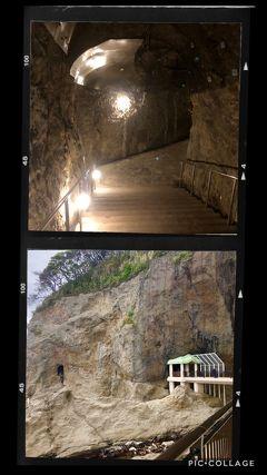 江ノ電でショートトリップ 江ノ島その2 稚児ヶ淵&江の島岩屋