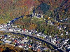 2013年秋のドイツ6:力強く、最も美しい山城の1つと称されているアルテナ城