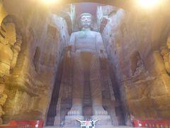 5歳の娘を連れてGW四川省+重慶10日間の旅5-ビッグスケールの仏教テーマパーク、東方佛都