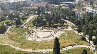 海外一人旅第18段はギリシャの眩しい青い空に感動 - 2日目(アテネ編前半)