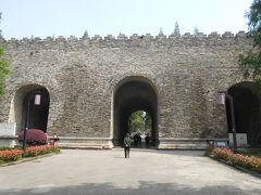 南京観光 明故宮と博物館