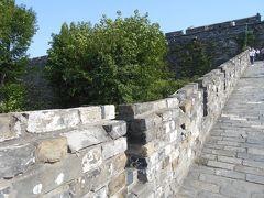 南京観光  ③ 城壁歩き