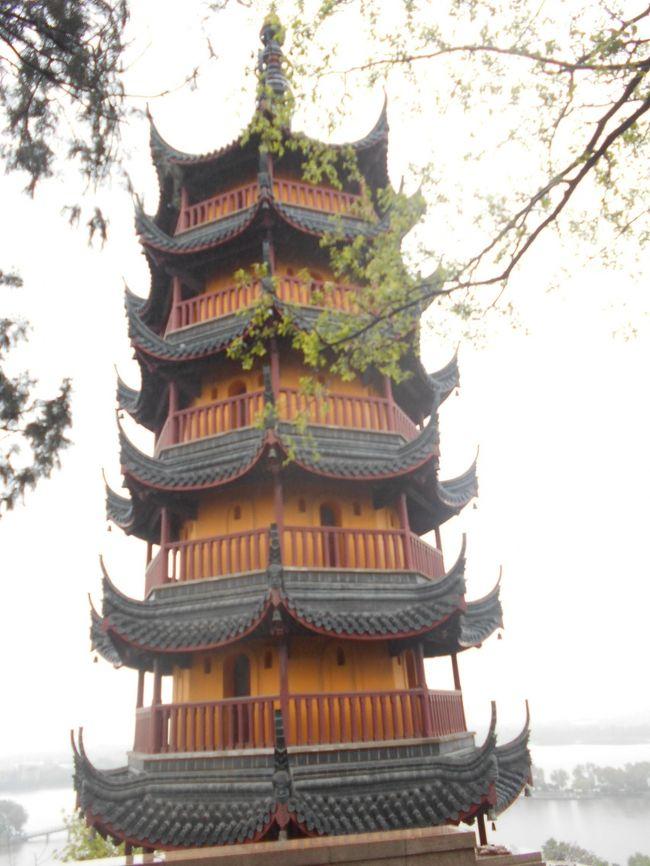 生憎に雨になか、金山寺参拝と観光