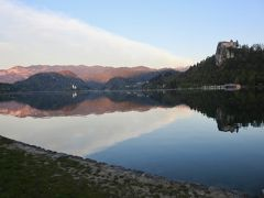 E社11日間ツアー+9日間 スロベニア・クロアチア・ベニス・ウィーン その2 ブレッド湖だ!そしてリュブリャナ!