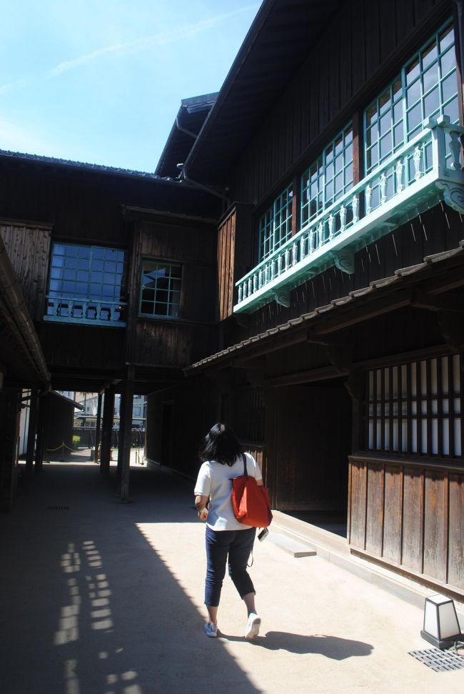 引き続き出島を見て歩いています。<br />鎖国時代、ヨーロッパに開かれていた日本の唯一の玄関口である出島。<br />見所満載で、私たち夫婦は予定時間を大幅オーバーして見て回りました。