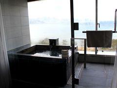束の間の休息♪なぎさのテラス「アンチョビ」~W.ボレロ(ドゥブルベ・ボレロ)@琵琶湖マリオットホテル