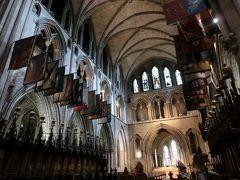 魔法の国アイルランド(1)ダブリン・聖なる書物と時空を超えし大聖堂