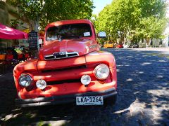 南米旅2019 その⑨ インスタ映えするかわいい街 ウルグアイのコロニア・デル・サクラメントへショートトリップ編