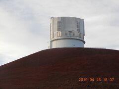 陰陽道 ハワイ島 {29}日本の「すばる望遠鏡」動画有 4200mマウナケア山 2019 04 26