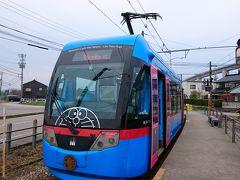 電車に乗って北陸へ【その2】ローカル線で高岡へ