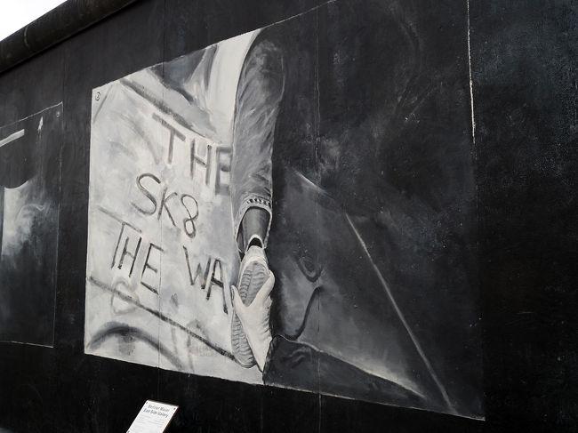 10連休のGW。今回は2度めのドイツ旅<br />Part2はこの旅のメインとなるベルリンの壁を巡ります。<br />イーストサイドギャラリーとチェックポイント・チャーリー、壁博物館を訪れてきました。<br />重い内容もありますが紹介したいと思います。