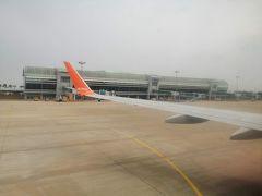 超田舎 務安空港でトランジット8時間をどう過ごすか? チェジュエア務安経由ウラジオストク便