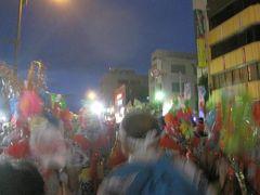 ねぶた祭り旅行5日目 竜飛岬・津軽海峡冬景色歌碑・ねぶた祭り跳人参加