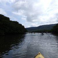 沖縄離島めぐり3泊4日 その3〜西表島カヌー体験と由布島水牛車編