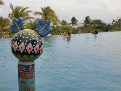 オールインクルーシブ ホテルシカレは天国だった(2日目)!(9泊10日メキシコ・キューバ カラフルの旅5~7日目)