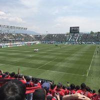 2019年J1第11節。松本山雅FC戦