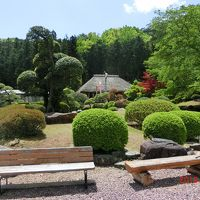 中間点で待ち合わせして小川町近辺を観光