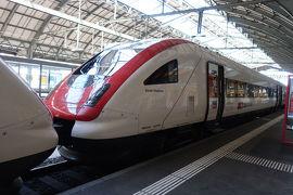 スイス7日目②ザンクトガレンからミュンヘンへ移動、そして帰国