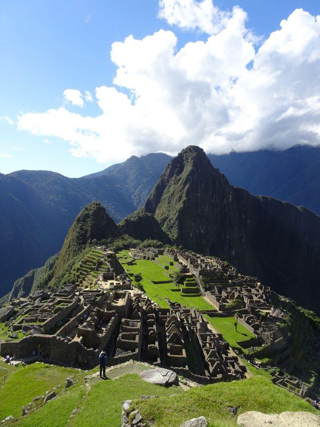 ペルー完全個人旅行④マチュピチュ