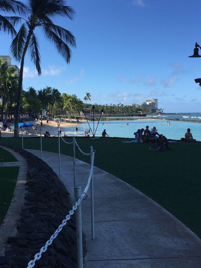 2019年、仕事が忙しく、前回のハワイ旅行から11ヶ月経ちました。今年は無理かと半分諦めてましたが、急遽11月に行こうという事になり、まずはエアーをチェックしたところ、なんとハワイアン航空の11月の空席が少なく焦りましたが無事に予約完了!ホテルの予約も無事に完了して、気持ちはすでにハワイです!