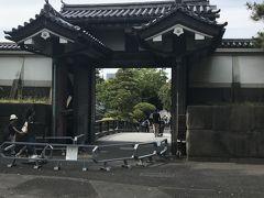 東京散歩 令和になって、皇居へ。
