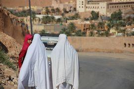 秘境パックで行く北アフリカ 「チェニジア・アルジェリア周遊13日間」 ⑧ガルダイア・ムサブの谷をめざして