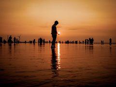 アジアのウユニ塩湖
