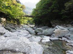 徳島1泊2日:祖谷のかずら橋に混雑覚悟で訪れました