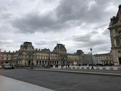 フランス3泊5日一人旅2日目③ セーヌ河~ルーヴル美術館