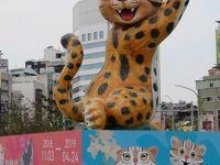 台湾 「行った所・見た所」 台中の國光客運バスターミナルと台中駅エリア散策