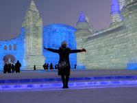 真冬の中国東北3省巡り 3日目 黒竜江省-哈爾濱