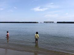 GW第四弾 熱海1泊2日 またまた温泉&プール